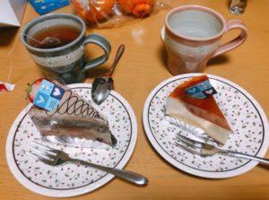 看護師,ブログ,ホワイトデー,日常,ケーキ
